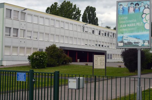 Collège Jean-Marie PELT